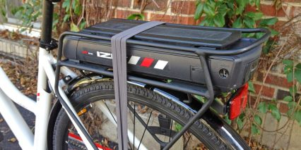 2015 Izip E3 Path Plus Rack Battery Pack