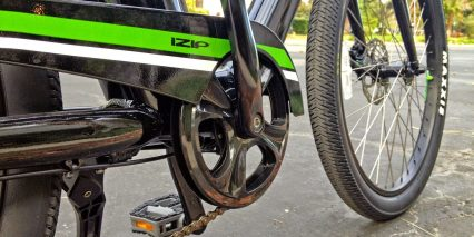 2015 Izip E3 Zuma Chain Guide Chain Guard