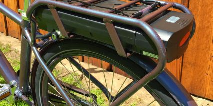 2015 Pedego City Commuter Locking Removable Lithium Battery Pack