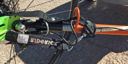 2015 Ridekick Power Trailer Easy Connect Hitch