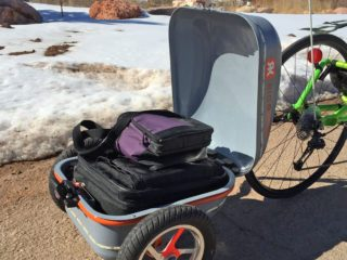 2015 Ridekick Power Trailer Loaded With Bags