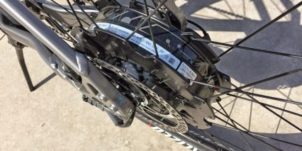 2015 Specialized Turbo Go Swissdrive Gearless Motor