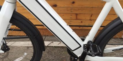 2015 Stromer St2 Downtube In Frame Battery