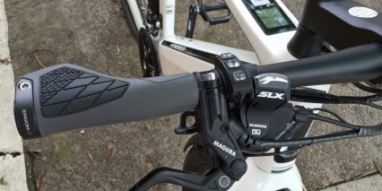 2015 Stromer St2 Ergon Locking Grips