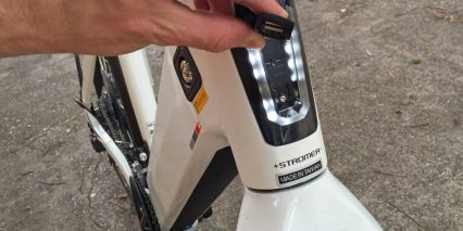 2015 Stromer St2 Female Usb Power Port