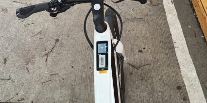 2015 Stromer St2 Flat Aluminum Bar With Button Pad
