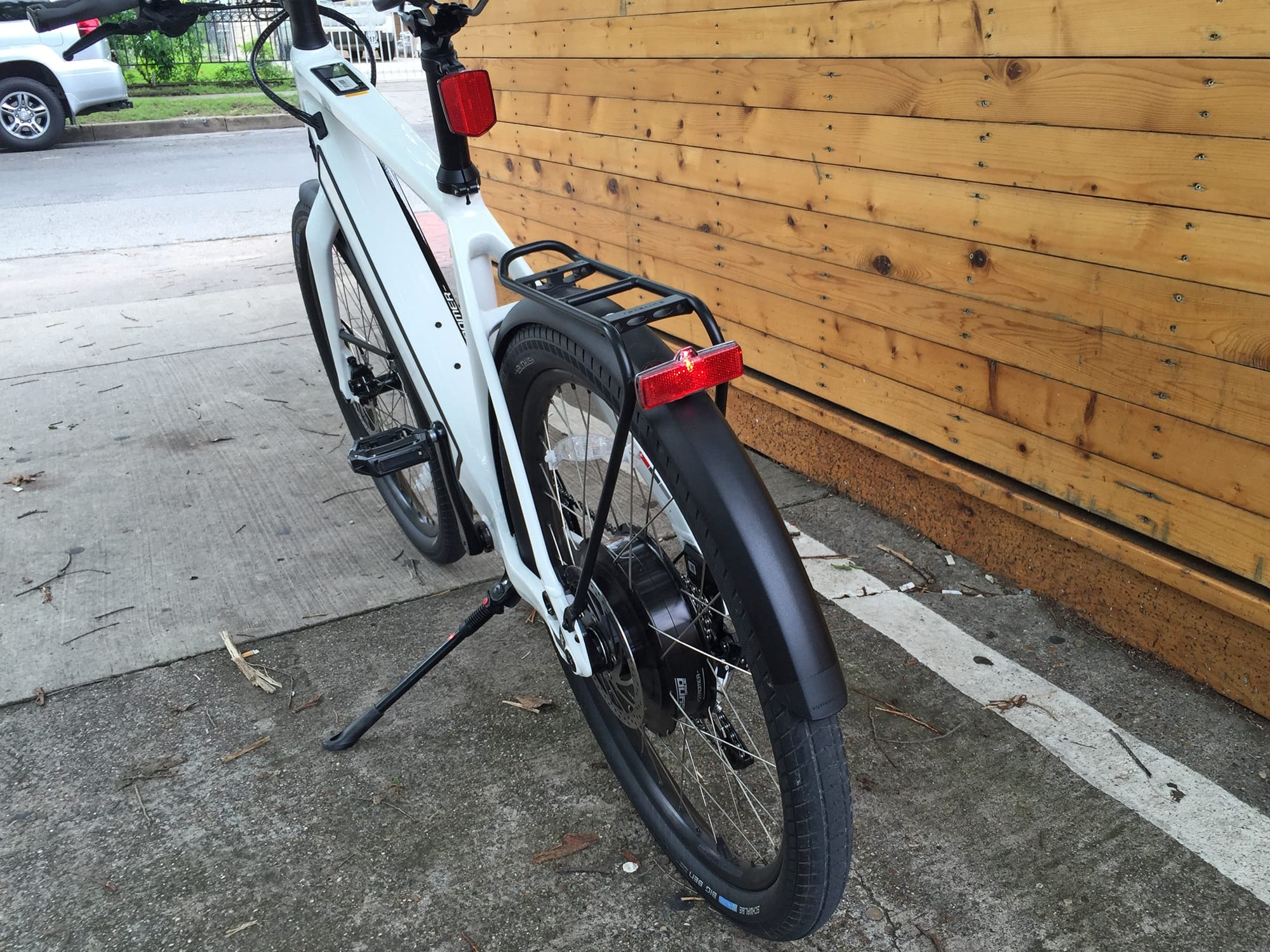 Stromer St2 Light Front Supernova