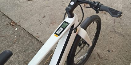 2015 Stromer St2 Top Tube With Lcd Touch Screen