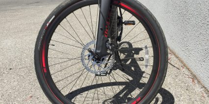 2016 Specialized Turbo S Rigid Fork Quick Release Wheel