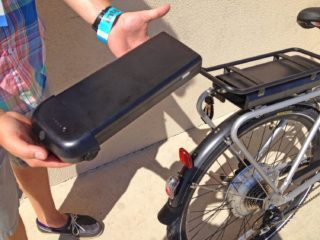 A2b Ferber Removable Battery Pack