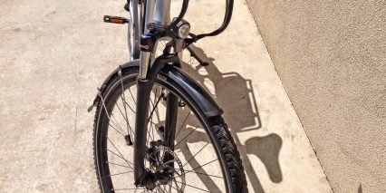 A2b Galvani Headlight Suspension Fork