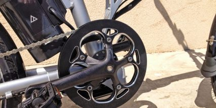 A2b Kuo Plus Chainring Bash Guard