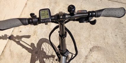 A2b Kuo Plus Lcd Display Ergo Grips