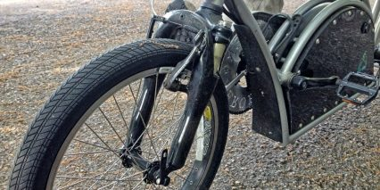 Aerobic Cruiser Suspension Fork