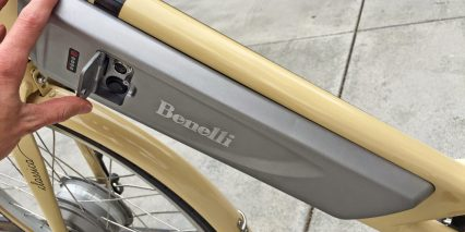 Benelli Classica Battery On Off Switch
