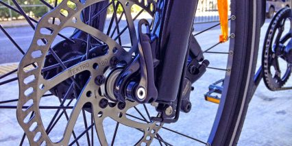 Besv Lion Lx1 Disc Brake Quick Release