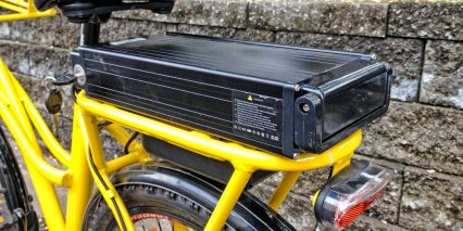 Big Cat Nyc Cargo Removable Lithium Battery