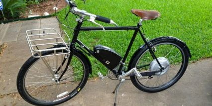 Bionx Pl 250 Electric Bike Conversion