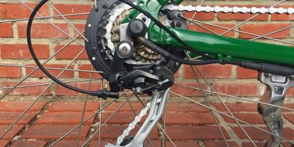 Blix Komfort Plus 7 Speed Shimano Alivio