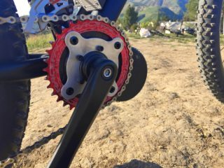Bmebikes Bm Helio Race Face Nw Chain Ring