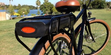 City Commuter Battery Pack Light