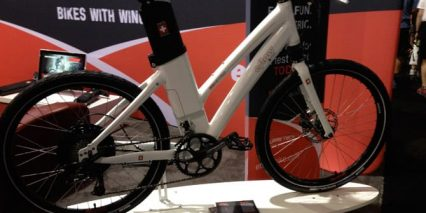 Currie Eflow E3 Nitro Stepthrough Interbike