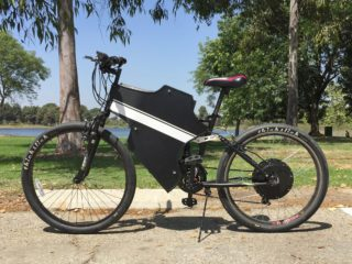 Cutler Cycles Fusion Electric Bike