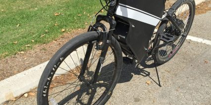 Cutler Cycles Fusion Front Suspension Fork