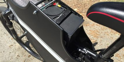 Cutler Cycles Fusion Top Battery And Vent