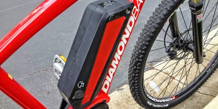 Diamondback Overdrive Exc Removable Battery Pack
