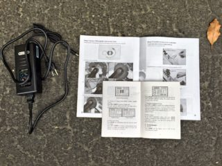 Dillenger 350w Electric Bike Kit Charger And Manuals