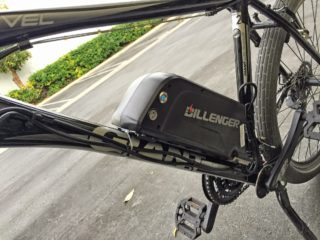Dillenger 350w Electric Bike Kit Downtube Mounted Battery Pack
