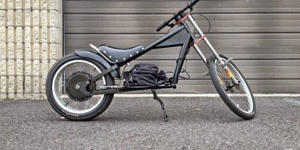 E Bikekit Chopper Electric Bike