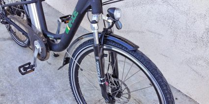 E Joe Anggun 3 0 Tgs Suspension Fork