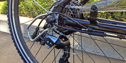 E Joe Anggun 7 Speed Shimano Tourney
