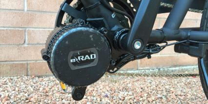 E Rad 350 Watt Mid Drive Electric Motor