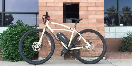 E Rad 500 Electric Bike Conversion