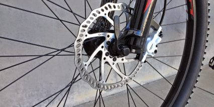 Easy Motion Evo 27 5 180 Mm Hydraulic Disc Brake