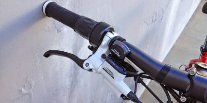 Easy Motion Evo 27 5 Tektro Auriga E Comp Brake Levers