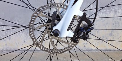 Easy Motion Evo Cross 180 Mm Front Rotor