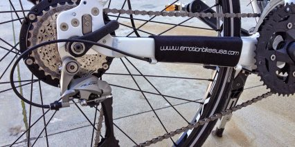 Easy Motion Evo Cross Shimano Alivio Rear Derailleur