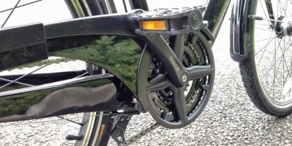 Easy Motion Evo Eco Lite Chain Guard