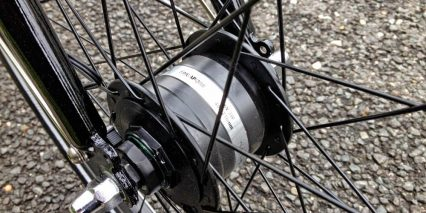 Easy Motion Evo Eco Lite Dynamo Lights