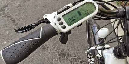 Easy Motion Evo Street Backlit Removable Lcd Display
