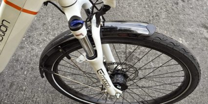 Easy Motion Evo Street Suspension Fork With Lockout