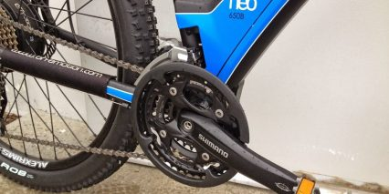 Easy Motion Neo 650b Tires Chain Ring