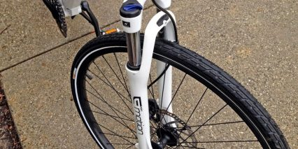 Easy Motion Neo Jet Suspension Fork