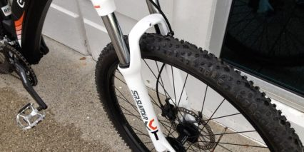 Easy Motion Neo Xtrem Suntour Fork Lockout