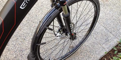 Easy Motion Nitro City Suntour Suspension Fork