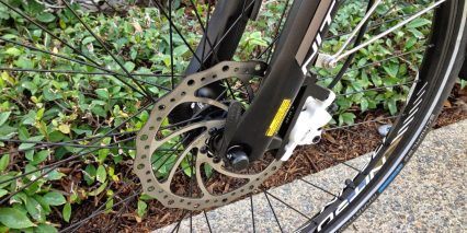 Easy Motion Nitro City Tektro Disc Brakes
